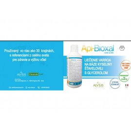 i-Bioxal - tekutá forma 500 ml